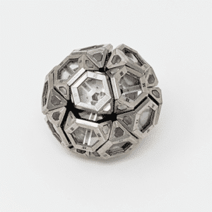 20 ARK crystal assembly BuckyBall