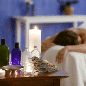 Activated Massage Oils