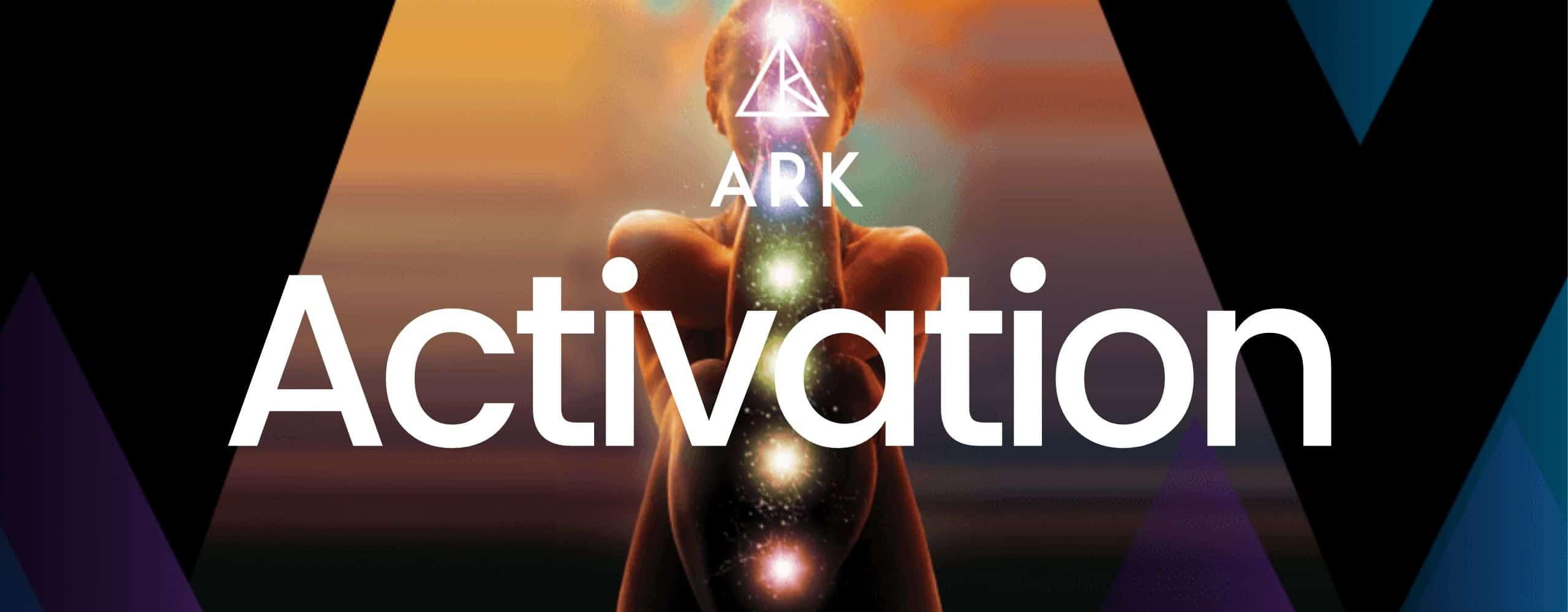 ARK activation header