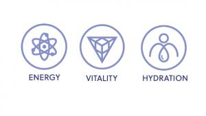 energy vitality hydration