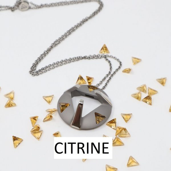 Gem ARM citrine