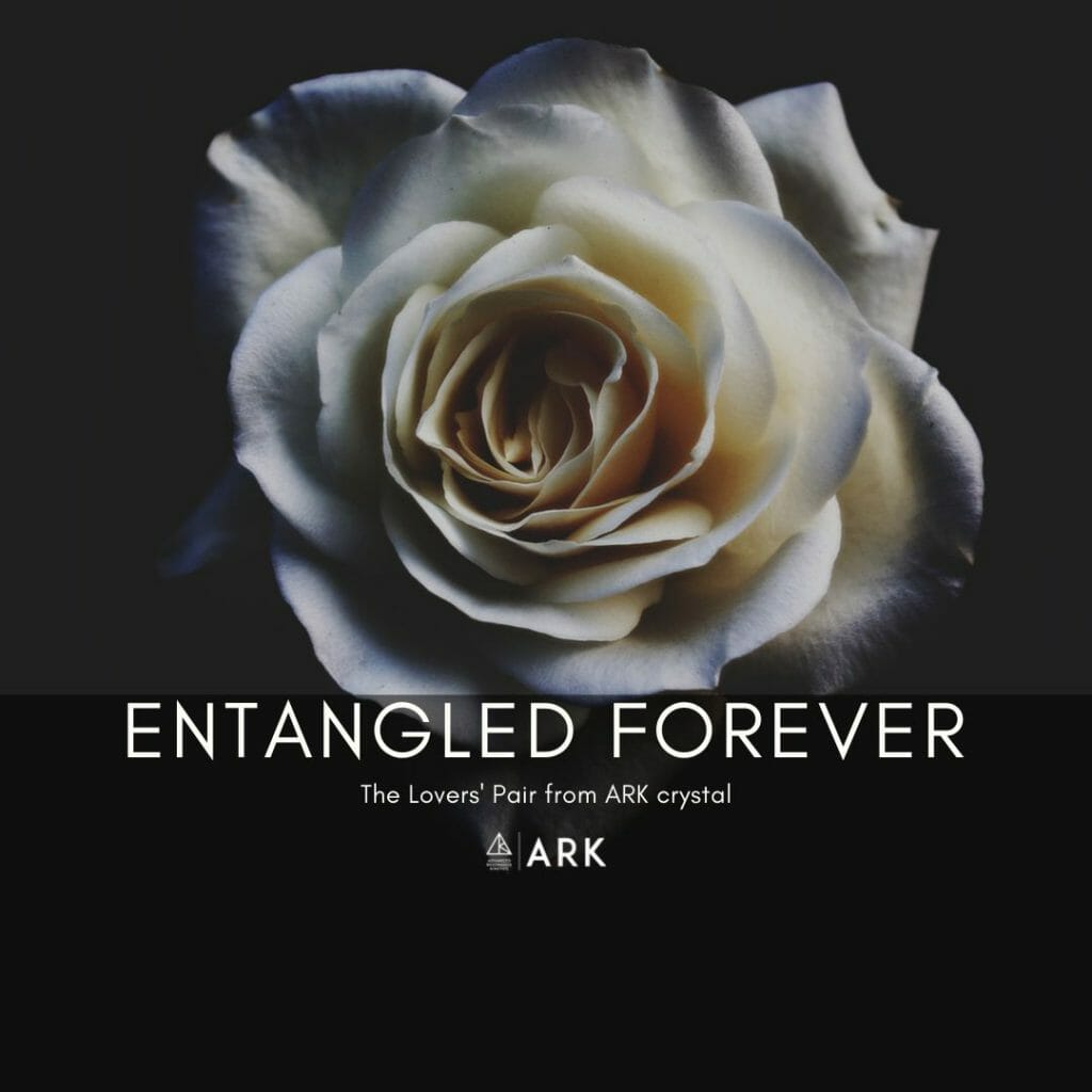 Lovers' Pair entangled forever