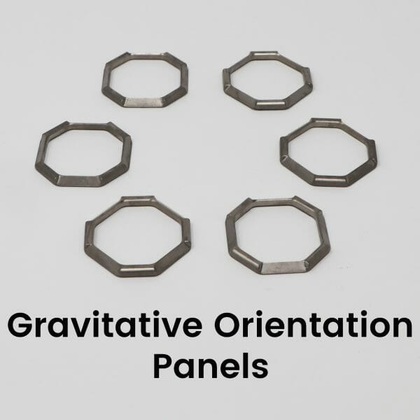Gravitative Orientation Panels - 8