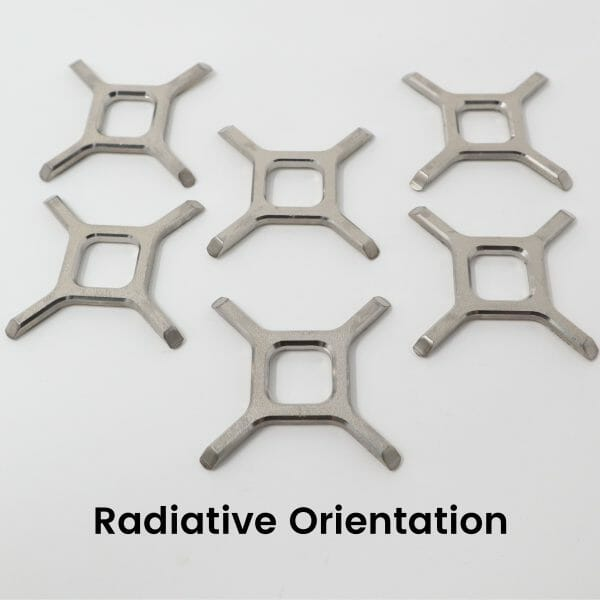 8 ark crystal radiative orientation frame panel set