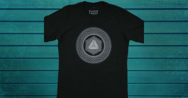 ARK activated t shirt