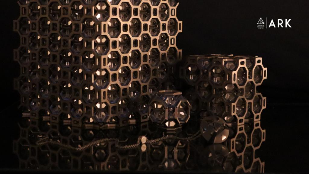 ARK crystal Family of Geometric Assemblies
