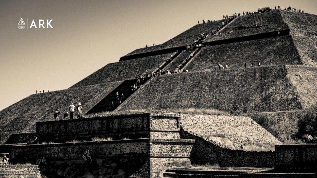 Resonance Trip - Mexico - Sun Pyramid